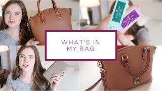 Whats In My Bag | Dooney & Bourke Darcy Satchel