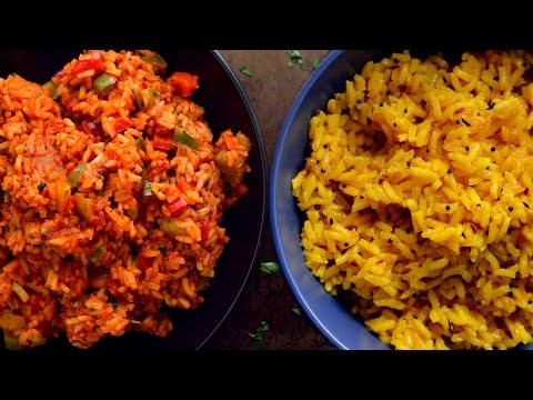 11 Vegan Rice Recipes (College Student)