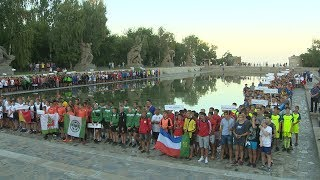 В Волгоградской области стартовал финальный этап всероссийского турнира «Кожаный мяч»