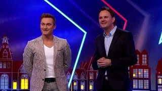 Ongelooflijk magische act van Peter en Ronald - HOLLAND'S GOT TALENT