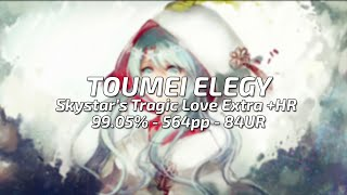 _index - Konuko - Toumei Elegy [Skystar's Tragic Love Extra] +HR ★7.61 FC