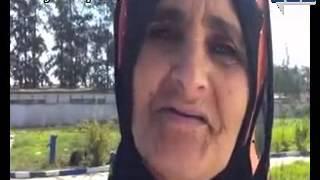 preview picture of video 'المسيرة الإحتجاجية لساكنة سيدي يحيى الغرب تنديدا بإرتفاع فواتير الماء'
