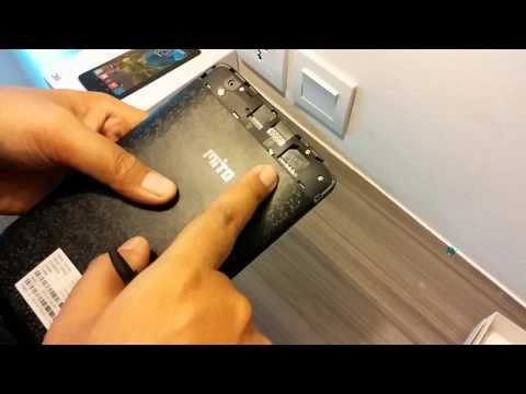 Unboxing Mito Fantasy Tablet T77