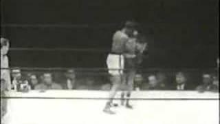 Willie Pep vs Sandy Saddler