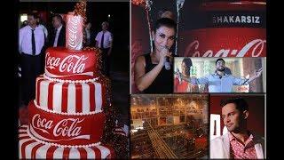 Coca-cola мега-заводи 20 йиллик байрамидан!