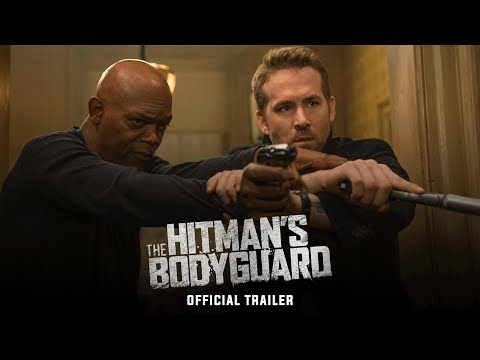 The Hitman's Bodyguard (2017 Movie) Official Trailer – Ryan Reynolds, Samuel L. Jackson