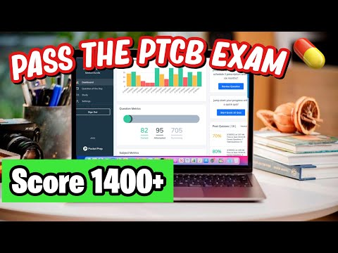 How to use Pocket Prep for PTCB Exam and pass with 1400+ score ...