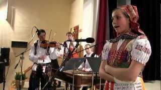 VELKÁ N.VEL-a takto zpívá vítěz HORŇÁCKÉHO ZPĚVÁČKA, domácí ANIČKA MINKSOVÁ (15)