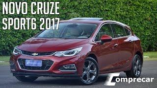 Novo Cruze Sport6 2017
