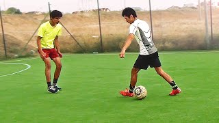 Learn This Amazing 1on1 Football Skill in 5 Minutes! - Tutorial