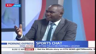 SPORTS CHAT |  Part 2