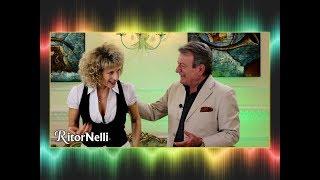 """Intervista su 21° Festival Voci d'oro nel programma """"Ritornelli"""" di Luciano Nelli al 1"""