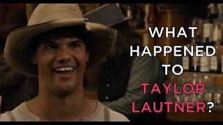 Taylor Lautner Got REALLY Ugly in 'The Ridiculous 6'