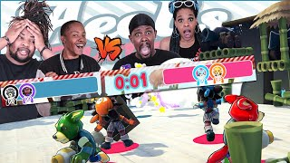 The Most EPIC Dodgeball Game Ever! (Insane Ending!)
