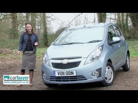 Chevrolet Spark hatchback review - CarBuyer