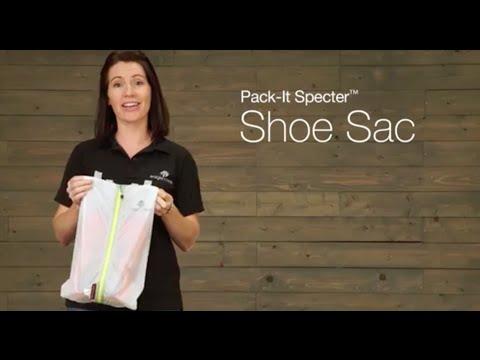 Eagle Creek Specter Shoe Sac bagagezak