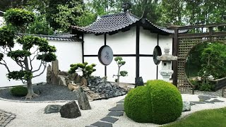Japanischer Garten in Brieskow-Finkenherd
