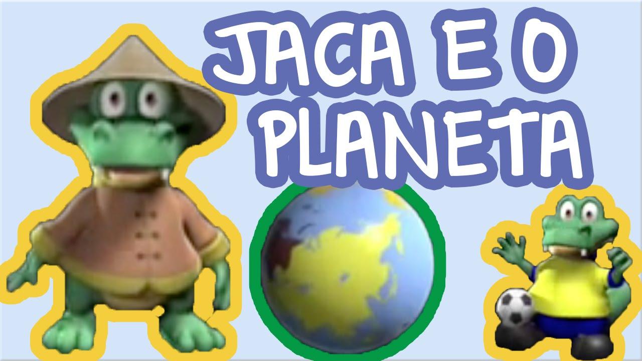 JACA E O PLANETA | BEBÊ MAIS MUNDO