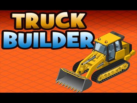 truck builder обзор игры андроид game rewiew android.