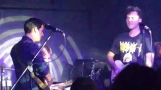 Arkells - Systematic (live) @ Halle 02 Heidelberg