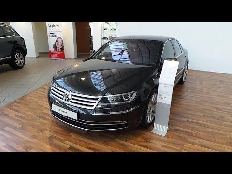 Volkswagen Phaeton 2015 In Depth Review Interior Exterior