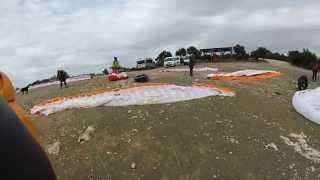 preview picture of video 'Paragliding in Algodonales, Spain'