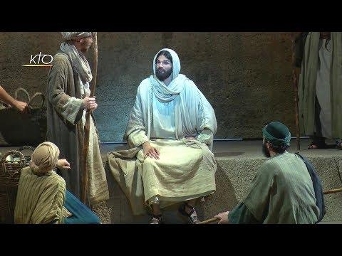 La fresque musicale : Jésus, de Nazareth à Jérusalem