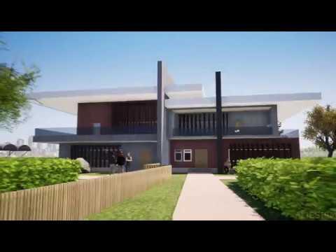 Exterior render with Twinmotion 2018 - смотреть онлайн на Hah Life