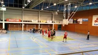 preview picture of video 'CB la Garriga 71 - 81 Centric CB Cellera (2015-03-28)'
