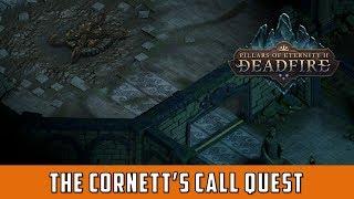 The Cornett's Call Quest (Pillars of eternity 2 Deadfire)
