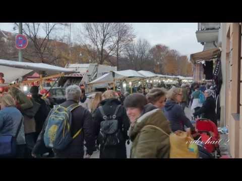 4 K Berlin Maybachufer   ,  der Türkische Wochenmarkt  , theTurk's market
