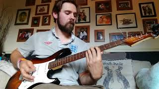 Acdc (some sin for nuthin) main riff cover