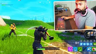 so.. I Played Fortnite on PC..