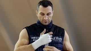 WM-Titel nur Bonus: Klitschko will wieder stolz auf sich sein