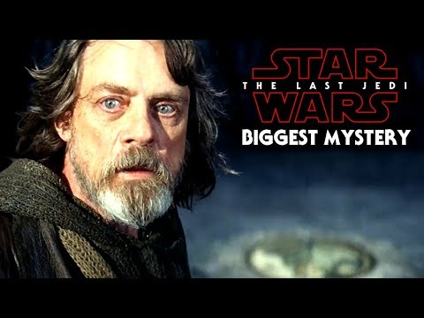 Star Wars The Last Jedi Trailer - Biggest Mystery & More!