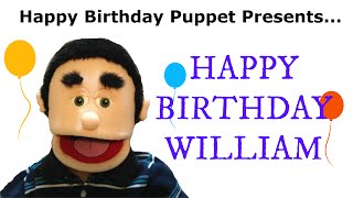 Happy Birthday William - Funny Birthday Song
