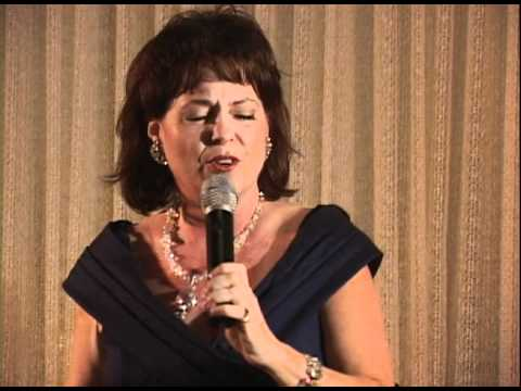 LynAnn King and Jef Labes perform Johnny Mercer tunes