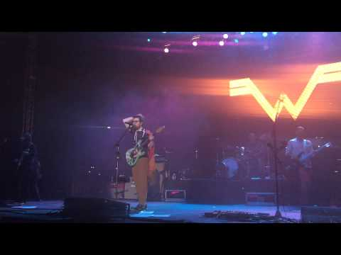 Weezer - Only In Dreams - Live (17/18)