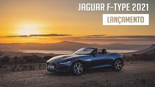 Jaguar F-Type 2021 - Lançamento