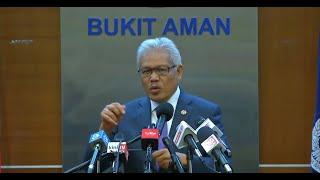 Sidang Media Menteri Dalam Negeri 31 march 2020
