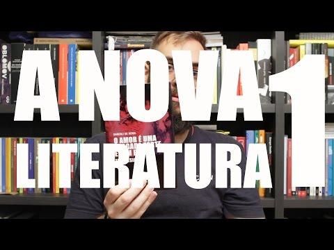 A Nova Literatura #1: Matheus Peleteiro e Daberli de Roma
