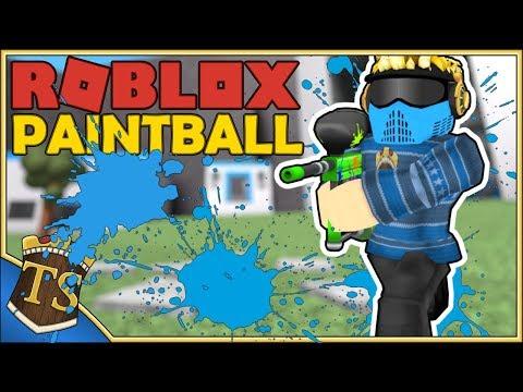 Dansk Roblox Mad Paintball 2 K U00e6mpe Killstreak Meet Roblox