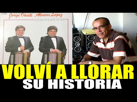 Historia De La Canción Volví... Jorge Oñate