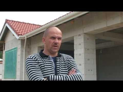 Budujemy z Ytongiem -- dom w Puławach w systemie ściany jednowarstwowej Ytong Energo 48 cm - zdjęcie