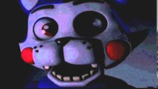 FIVE NIGHTS AT CANDYS 2 withered CANDY VOICE