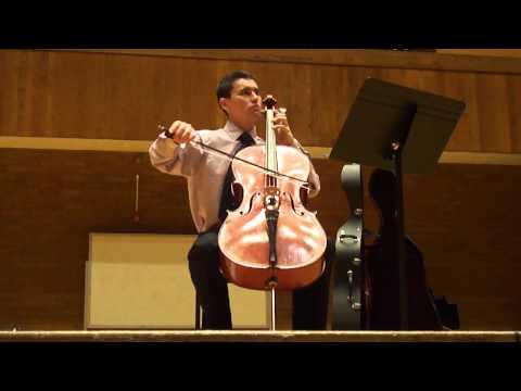 Cello - Crusader's Hymn
