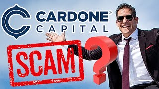 Is Cardone Capital A Scam?