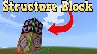 structure block minecraft bedrock - Thủ thuật máy tính - Chia sẽ
