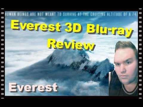 Everest 3D Blu-ray & Film Review