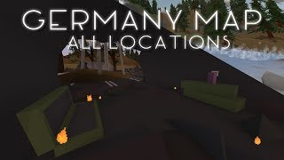 Hmongbuynet Unturned Germany Survival SeriesExploration - Berlin map unturned